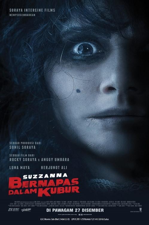 Review Filem Suzzanna Bernapas Dalam Kubur