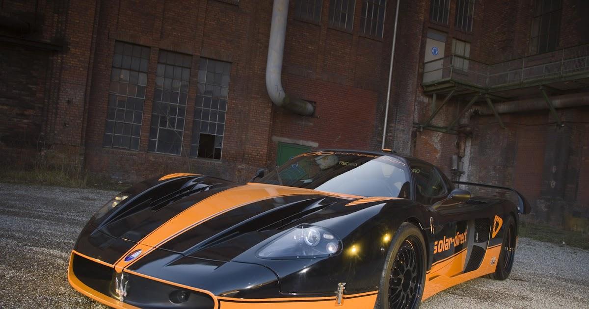 Hnh Nh Siu Xe Edo Maserati Mc12 Xx 2006 Ni Ngoi Tht Landgonow