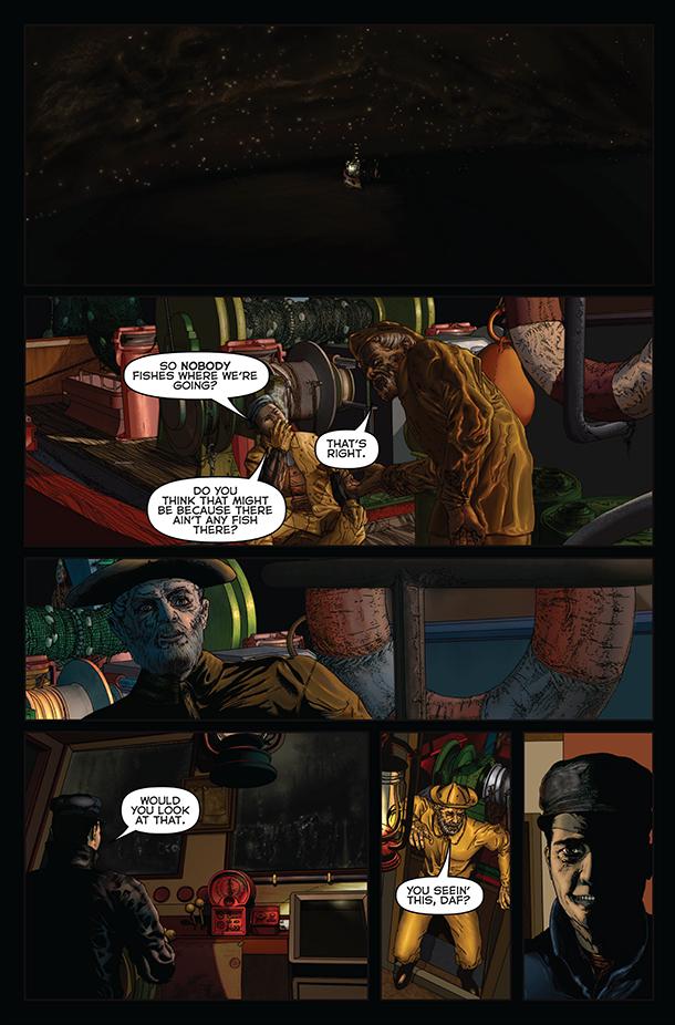 Classic Horror Comics - 5