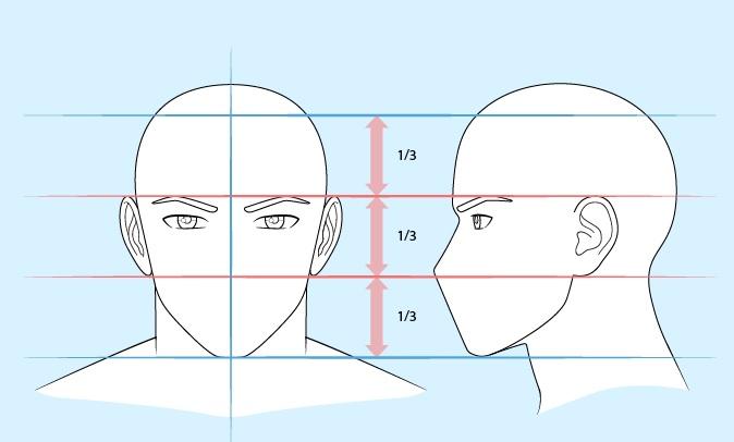 Gambar anime telinga laki-laki