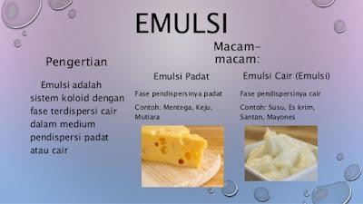 emulsifier dan homogeniser
