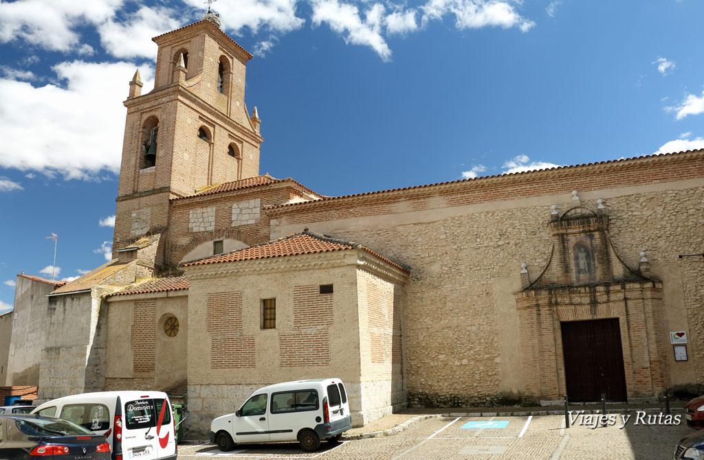 Iglesia de San Juan, Tordesillas, Valladolid
