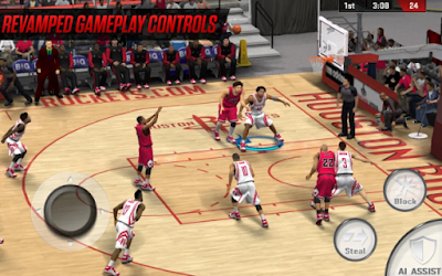NBA 2K17 Apk Data