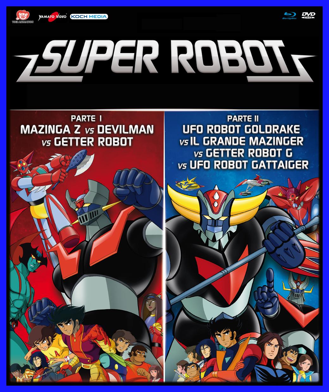 Comunidad Animetoons: Mazinger Z: Universo Expandido