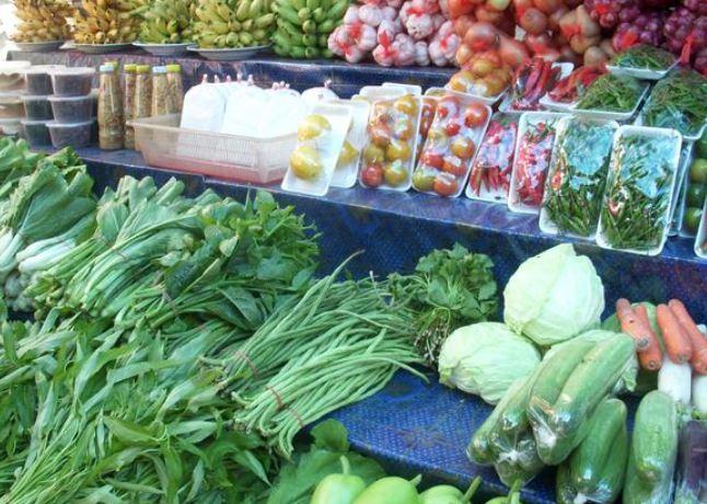 cara jualan sayuran di rumah