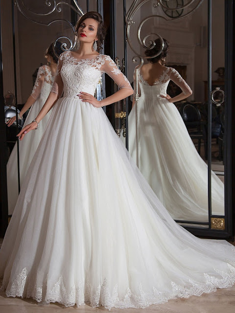 http://www.dressfashion.co.uk/product/princess-1-2-sleeve-tulle-appliques-lace-ivory-scoop-neck-wedding-dresses-ukm00022277-14351.html?utm_source=minipost&utm_medium=1173&utm_campaign=blog