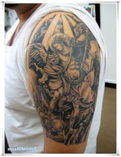 Best Guardian Angel Design tattoos ideas