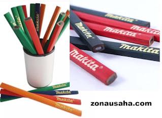 Pensil Kaligrafi Makita HB