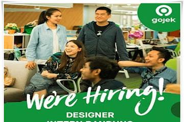 Lowongan Kerja Bandung Design Intern Gojek