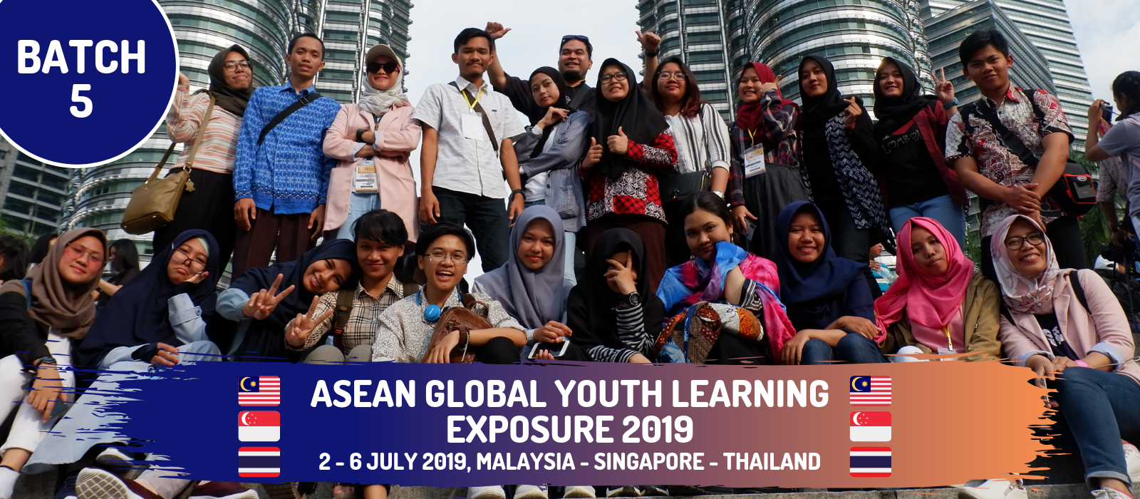 ASEAN Global Youth Learning Exposure 2019 (For Indonesia) in