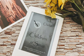 """""""Children of Sinai"""" A Thrilling Debut Novel by Shelley Clarke"""