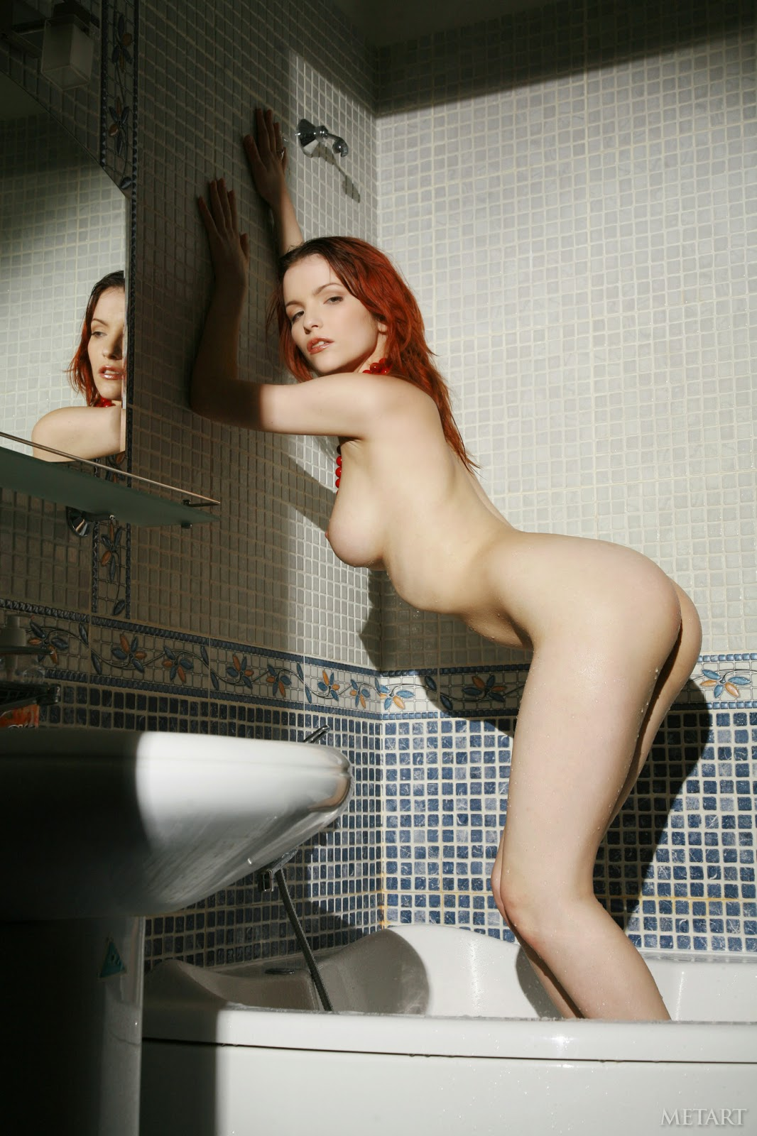 hottest redhead in the world nude