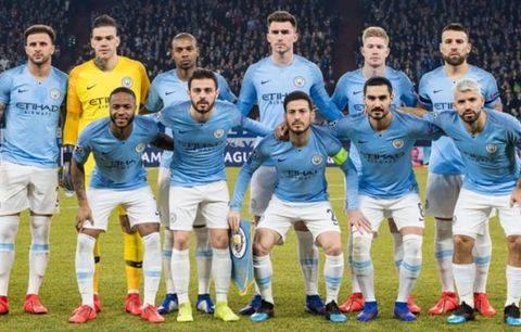 Daftar Pemain Manchester City