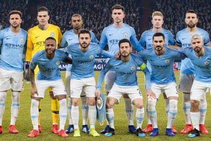 Daftar Skuad Pemain Manchester City 2020-2021 [Terbaru]