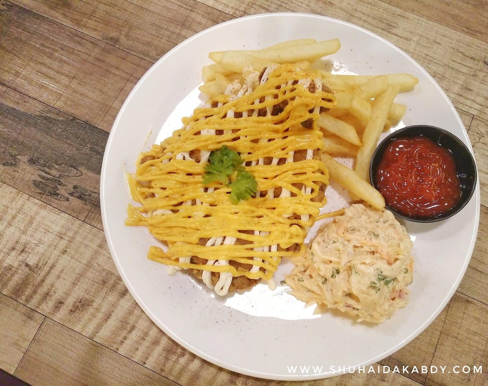 Makan Culture di Melawati Mall Dengan Menu Pilihan Asia dan Barat