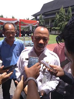 Pembangunan Jalan Flyover Tugu Juang Kota Jambi Dibatalkan Dan Diusulkan Ke Kementerian PUPR