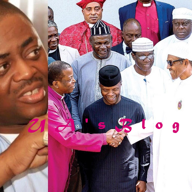CAN Leaders Will Regret Congratulating Buhari On His Re-election – Fani-Kayode Explodes