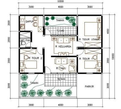 Model Rumah Ukuran 7x9 Model Rumah Terbaru Model Rumah Terbaru