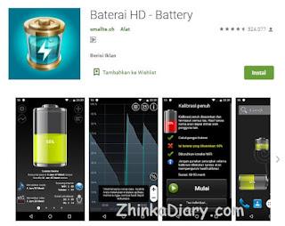 Baterai HD - Battery