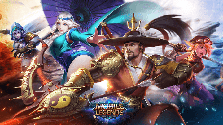 mengurangi lag di mobile legends