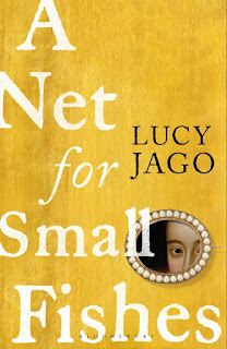 A Net for Small Fishes by Lucy Jago book cover