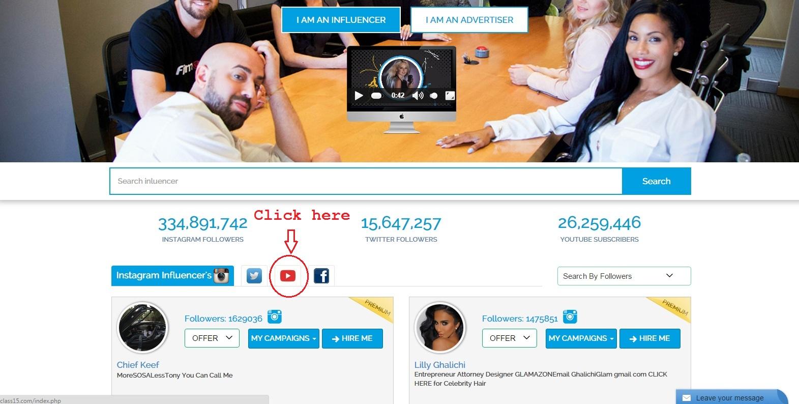 biggest youtube influencers - HD1571×794