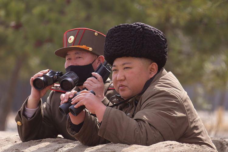 Sadis! Cuma Gegara Telepon, Kim Jong Un Tega Tembak Mati 10 Rakyatnya, Kenapa?