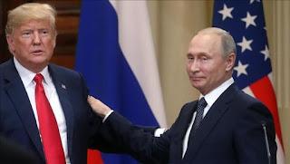 بوتين يشكر ترامب على معلومات أسهمت في إحباط هجوم إرهابي بروسيا