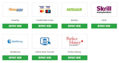 metode deposit dan penarikan di broker xm