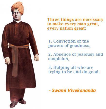 beautiful thoughts on life and love swami vivekananda