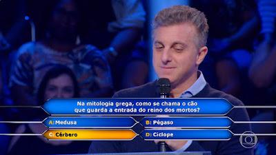 Participante Maiana acerta pergunta do 'Quem Quer Ser Um Milionário?'