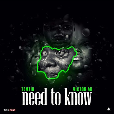 TenTik ft Victor AD - Need To Know