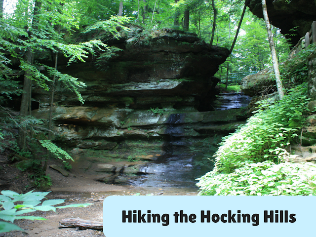 Hiking the Hocking Hills in Ohio