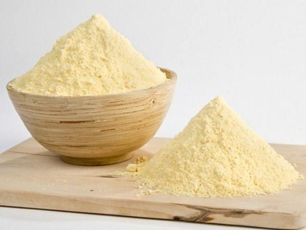 Harina de maíz amarilla (Siempredulces) - Fotografía tomada de centralmayoreo.com