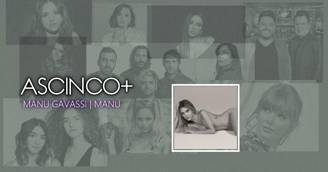As Cinco+ de Manu Gavassi - MANU
