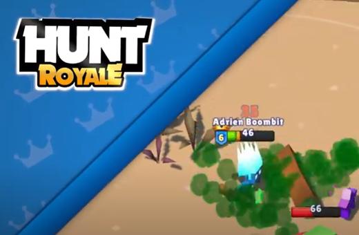 Hunt Royale v1.0.7 Oyunu Altın Hileli Apk Son Sürüm 2021