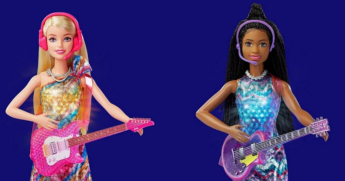 Que Bonito Yohanita Big City Big Dreams Brooklyn Barbie