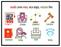 Emergency Phone Number BD