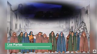 """Presentación con Letra Comparsa """"Los Parias"""" de Jc Aragón Becerra (2006)"""