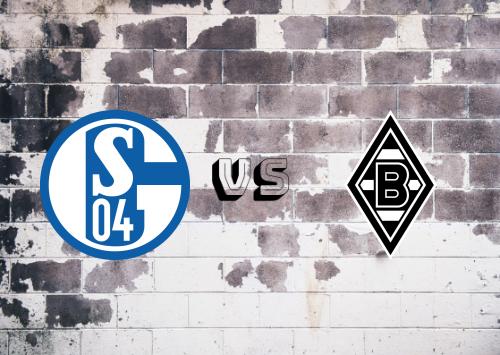 Schalke 04 vs Borussia M'gladbach  Resumen
