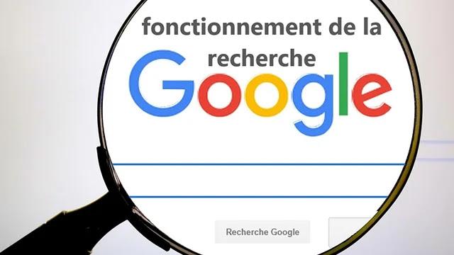 Comment fonctionne la recherche Google? Pour débutant