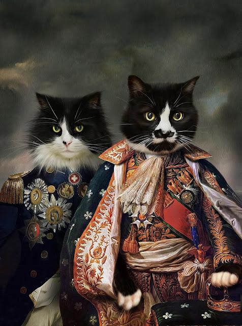Napoleon and Nelson