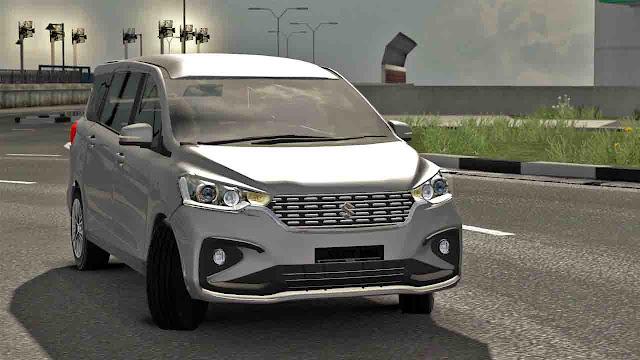 Mod All New Suzuki Ertiga Ets2