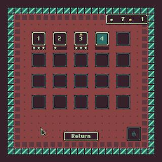 Kelin Kelilin - Level Selection Screen
