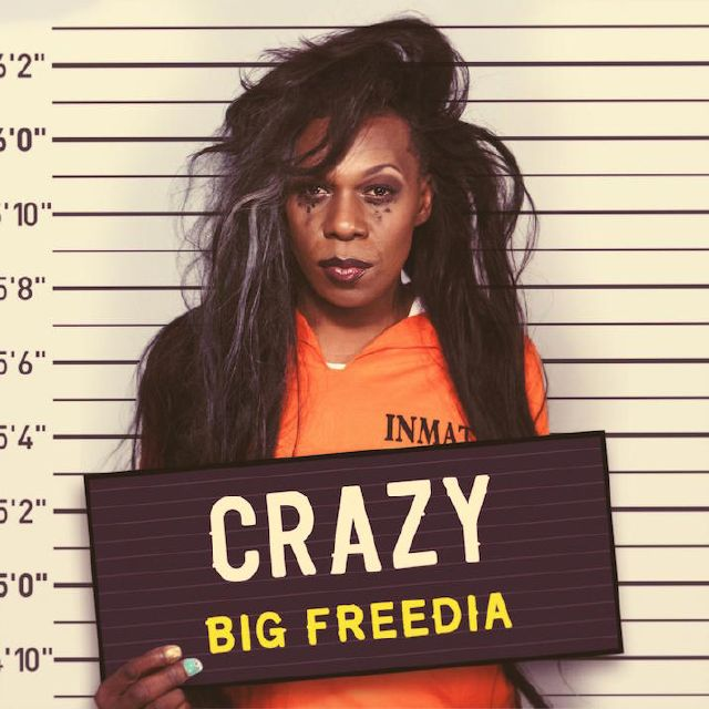 GET YOUR LIFE GIRL: BIG FREEDIA BOUNCING THAT ASS AROUND THOSE ...