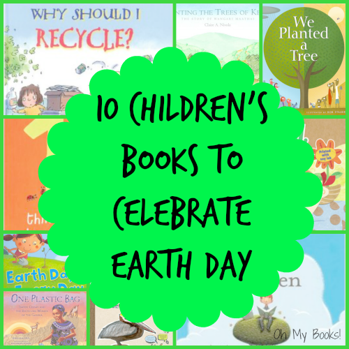 10 children's books to celebrate Earth Day