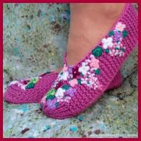 Zapatillas lilas