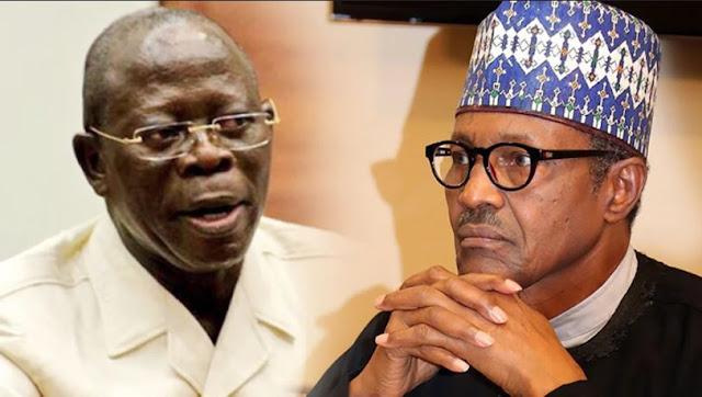 Oshiomhole-Backed NWC Dares Buhari, Says NEC Meeting Illegal