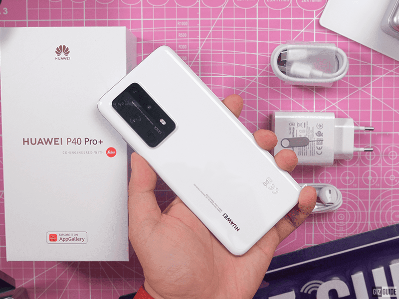 Huawei P40 Pro Pro with 5G, 100x zoom, and AppGallery is priced at PHP 69,990