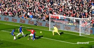 Manchester United vs Chelsea 2-1 Highlights